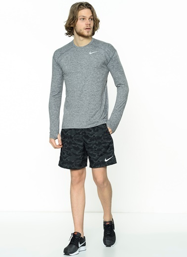 Nike Spor Sweatshirt Siyah